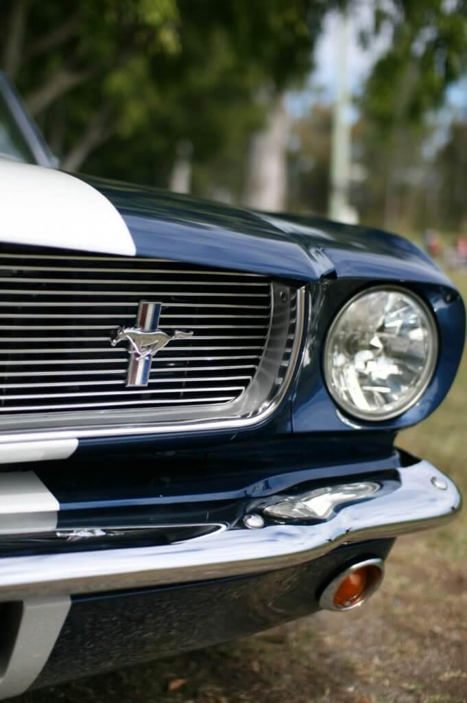 East Coast Muscle Car Hire | Ideal Bride