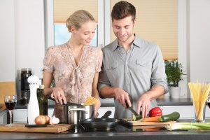 Tips for Making Moving in to Your Newly Wed Home a Breeze…..