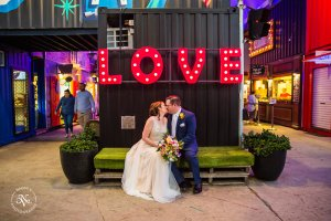 A fun filled Eat Streets Market Wedding……
