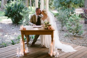 Just A Little Ceremony Styling Inspiration To Tickle Your Fancy….