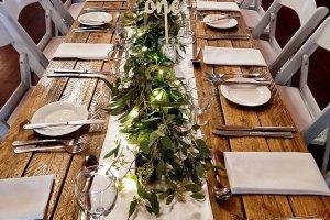 Rustic and Simple DIY Weddings….
