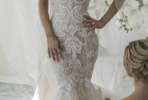 She Was One Of The Hottest Brides Of 2015 And This Is How She Lost 31CM !!!!