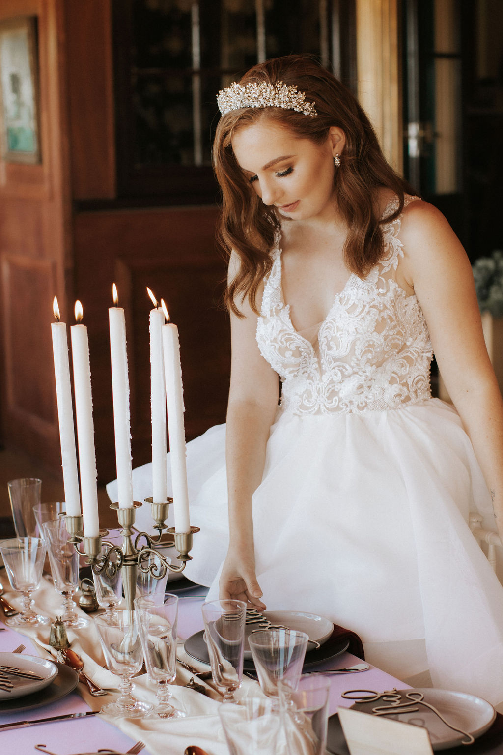 How to Create a Beauty & the Beast Styled Wedding... | Ideal Bride